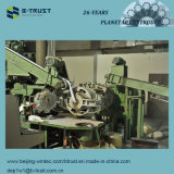 1400mm perfurou o moinho de dois rolos para a linha de calandragem do PVC