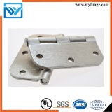 Dobradiça de porta de cobre do aço ou da ferragem H63 com UL (dobradiça de extremidade do molde de 3.5 polegadas)