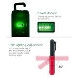 ABS Rechargeble COBFábrica de luz LED de trabajo