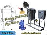 Вертикальное Autocalve Dn400X500