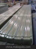 Strato ondulato del tetto (FRP) del poliestere di rinforzo vetroresina