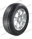 Nuevo neumático del vehículo de pasajeros del neumático de la polimerización en cadena del diseño durable