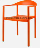Carmen-glatter moderner Polystapel, der Stuhl (LL-0065, speist)