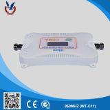 Impulsionador móvel do sinal de CDMA 850MHz 2g 3G 4G com antena ao ar livre