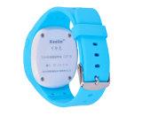 Reloj con GPS Sos, Llamada de Dos Vías, el seguimiento en tiempo real, apto para niños y ancianos (GPT18)