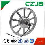 '' Motor engranado sin cepillo del eje de rueda 16 de la bicicleta eléctrica Czjb-92/16