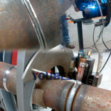 Saldatrice orbitale d'acciaio automatica dell'invertitore TIG dell'arco del tubo del tubo
