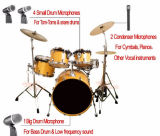 Multi-Function Professional DRM-7 Electronic Drum Microphone