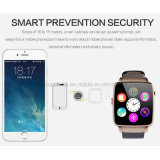 "Manier 1.54 "" Touch-Screen Sport/Slim Polshorloge Bluetooth met Camera X6"