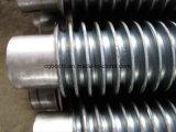 熱交換器のための巻上げの螺線形のFinned管
