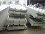 La transparence des feuilles de toiture en PRF en carton ondulé, FRP tuile de toit, FRP panneau de toit