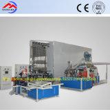 중국 가장 진보된 자동적인 최저 용지 낭비 비율 종이 콘 기계