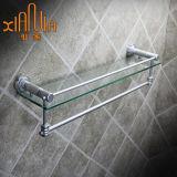 Étagères de salle de bain tempérées Verre / Verre décoratif émaillé / Verre à flot clair