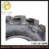 Le tracteur agricole pour la vente des pneus radiaux (7.50-16)