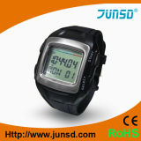 relógio sem fio do pulso 5.3kHz para os esportes (JS-7181)
