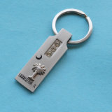 Promotion Gift (Ele-K058)를 위한 Diamond Keychain를 가진 주문 Alloy