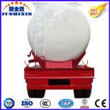 La norme ISO 3 essieux de la CCC 35cbm Réservoir de ciment en vrac / remorque Remorque de ciment silo