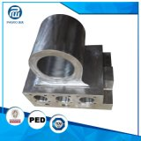Geschmiedete Präzision bearbeitete 4130 hydraulische Teile für Hydrozylinder maschinell