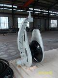 Hydraulischer vulkanisierter üblicher Energien-Marinegummiblock Btw1-20 Shandong-Haisun