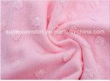 100%年の綿のジャカード手タオル