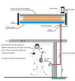 Verwarmer van het Hete Water van Exchang van de hitte de Zonne (JJLSSNP)