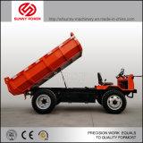 Carro de vaciado de Minging de la alta calidad 1-12tons