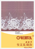 Merletto squisito anelastico Cl-00695AA di modo