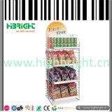 Розничная торговля провод закуски супермаркет дисплей для установки в стойку