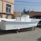 Liya 19ft Bateau de pêche de la vitesse du bateau en fibre de verre Panga fabricant de bateaux