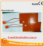 Calefator elétrico do silicone da almofada de aquecimento da borracha de silicone do calefator do desumidificador