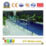 8mm 10mm 12mmの緩和されたガラスまたは強くされる囲うか、またはガラスに安全囲うFramelessガラスのために使用されて