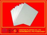Conseil de l'environnement de la mousse PVC 1 à 5 mm
