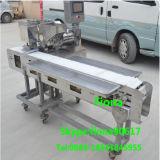 自動高く効率的なBBQ Souvlaki肉Satayの焼串機械