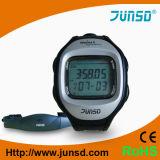 Relógio sem fio do monitor da frequência cardíaca de CE&RoHS com correia do transmissor (JS-711A)