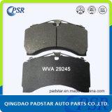 Plaquettes de frein à disque de frein à pièces en fonte