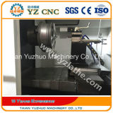 Máquina pulidora de la rueda de la aleación de la máquina del torno del CNC