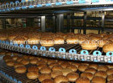 Bakeyのステンレス鋼のパンの螺線形の冷却塔