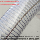 Tubo del PVC e tubo - tubo flessibile del filo di acciaio del PVC