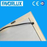 중단된 알루미늄 600X600mm 60X60 정연한 LED 위원회 빛