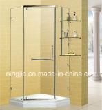 La porte en verre avec douche Nj-022D