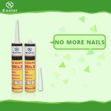 Couleur Beige Nail-Free aucune odeur de colle pour des signes