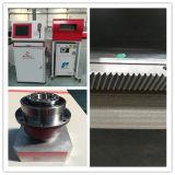 Hoja de Metal de gran potencia de corte láser, máquina láser CNC de aluminio, acero, placas de metal