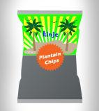 Partij drie verzegelde Plastic Zakken voor Spaanders
