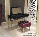 Meuble de chambre en bois de style post-moderne