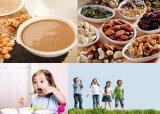 Polvere nutrizionale nutrizione/della farina/linea di trasformazione degli alimenti per bambini/macchinario