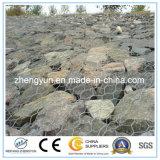 Caixa sextavada de Gabion do fio da manufatura de China/Gabion soldado de China