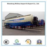 60m3 de bulkAanhangwagen van de Vrachtwagen van de Tanker van het Cement van Semi Aanhangwagen