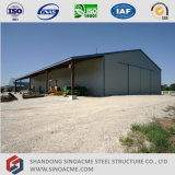 Sinoacme Baixo custo de construção da estrutura de aço prefabricadas