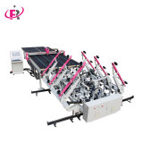 Linha de estaca de vidro automática cheia esperta do CNC da multi função