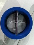 De dubbele Klep van de Controle van het Wafeltje van de Plaat, ANSI125#